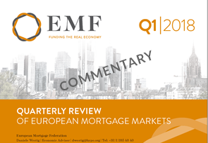 EUROPEAN MORTGAGE MARKETS QUARTERLY REVIEW Commentary - Q1